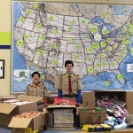 Boy Scout Earns Big for Eagle Scout Badge
