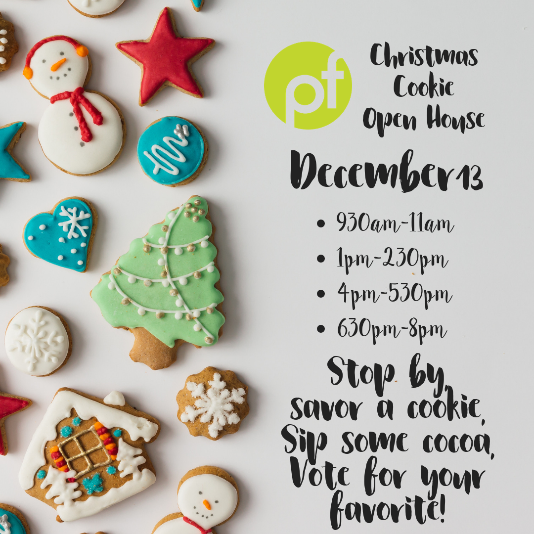 Christmas Cookie Open House
